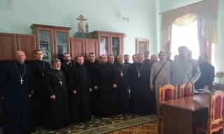 На Волыни священники УПЦ и правоохранители нашли механизм противодействия захватам церквей