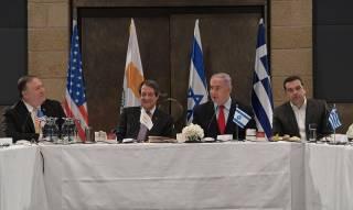 Грядущая война в средиземноморском регионе. При чем здесь США, Греция, Израиль, Турция, Варфоломей, томос и газ?
