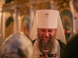 Управделами УПЦ митрополит Антоний отмечает 52-летие