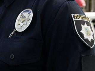 Под Киевом «по-родственному» подрезали полицейского
