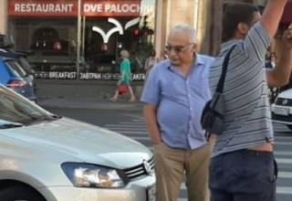 Известный «знаток» Александр Друзь сбил журналиста в центре Питера, но дело уже замяли