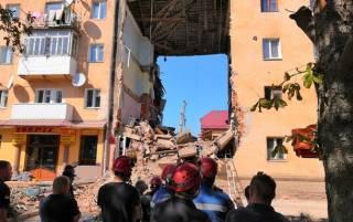 Взрыв дома в Дрогобыче: на месте ЧП нашли восемь трупов