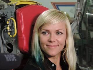 Известная американская телеведущая погибла при попытке установить новый рекорд скорости