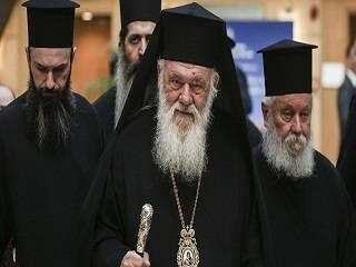 В Синоде Элладской Церкви назвали служителей ПЦУ нерукоположенными и запрещенными