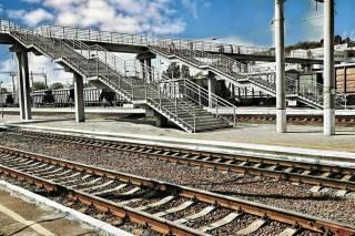 В Киеве появится новый мост. Он порадует пассажиров поездов
