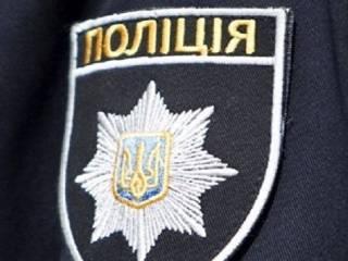 В Киеве избили патрульного полицейского