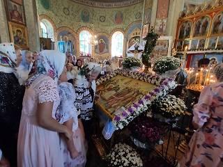 На Буковине верующие УПЦ в течение 201 дня совершают молитвенное стояние
