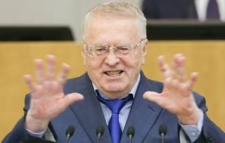 Жириновский призвал… запретить шаурму