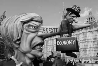 История Brexit: как Остров отплывает от Континента