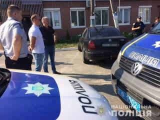 Под Киевом застрелился водитель, оставив странную записку (18+)