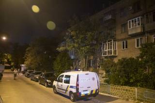 В Киеве «вежливый» мужчина получил за замечание три удара ножом