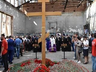 В годовщину трагедии в Беслане православные помолились об упокоении погибших