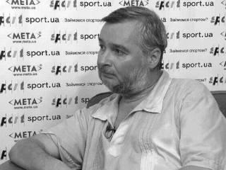 В Киеве скончался комментатор матчей плей-офф между Украиной и Словенией