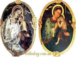 В Винницкой области верующие УПЦ пройдут крестным ходом с иконой, на которой Богородица открыла сомкнутые глаза