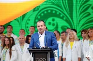 Палатный считает, что имидж Украины в мире зависит от спортсменов, поэтому интересы должны быть в приоритете государства