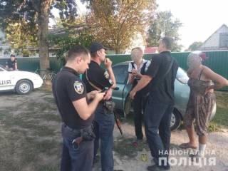 Под Киевом женщина с одного удара убила бывшего мужа (18+)