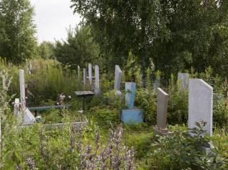 На Черкасщине прямо на кладбище задушили женщину