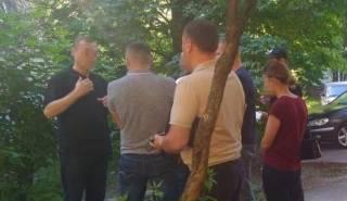В Киеве рецидивист с Донбасса убил дворника вилами