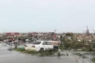 Жертвами урагана Дориан на Багамских островах стали десятки людей