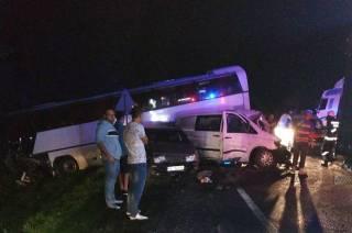 Во Львовской области произошло масштабное ДТП – пострадали дети