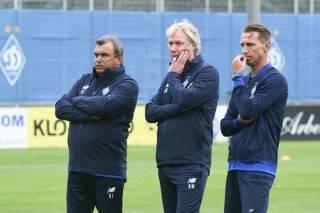 Игроки «Динамо» недовольны новым тренерским штабом