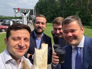 В Киеве выросло число отравившихся «любимым фастфудом» Зеленского