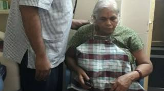 В Индии 74-летняя женщина родила двойню от своего 80-летнего мужа