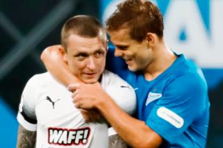 Скандальных футболистов Кокорина и Мамаева решили выпустить на свободу