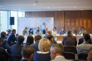 Гмырин рассказал о своей реформе налоговой системы на Ukraine Tax Forum