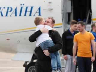 У Зеленского опубликовали официальный список освобожденных украинцев. Достоверность списка россиян пока под вопросом
