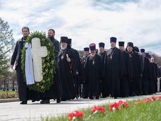 В день 78-летия начала блокады Ленинграда православные молились о 700 тыс погибших жителей и 2 млн освободителей