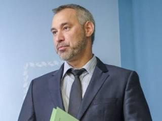 Рябошапка пообещал «изысканные» посадки, которых не избежать даже ворам из «Слуги народа»