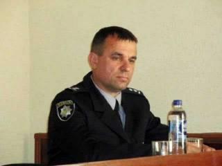 В самом криминальном городе Украины шеф полиции курирует работу ОПГ