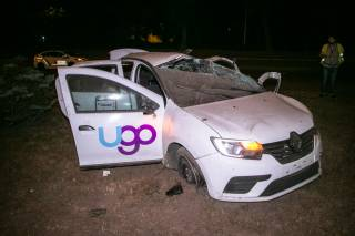 Кровавая авария в Киеве: пострадали три человека