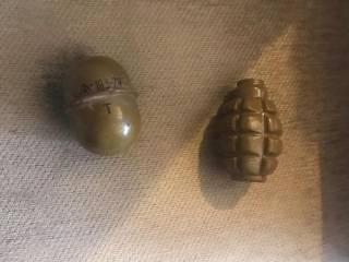Под Киевом в полицейских кидали боевые гранаты