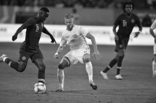 Матч сборной Украины с Нигерией: когда ничья полезнее победы