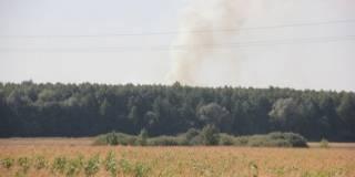 На военных складах под Винницей снова рвутся боеприпасы