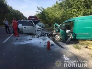 Под Киевом в сокрушительном ДТП погибли сразу три человека