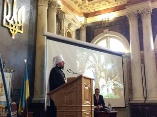 Епифаний заявил, что ключ к объединению ПЦУ и УГКЦ лежит в Риме и Константинополе