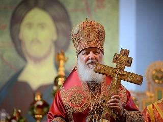 Патриарх Кирилл привел исторический пример Божьего промысла о мире