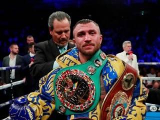 Чтобы защитить пояс, Ломаченко придется выйти в ринг против непобедимого американского нокаутера