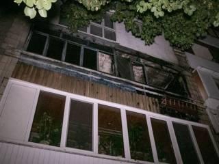 В Киеве погибла супружеская пара, попав в огненную ловушку