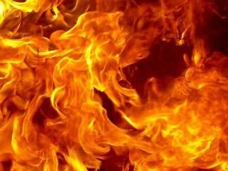 На Одесщине в стоге сена заживо сгорел маленький мальчик