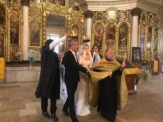В РПЦ призвали Ксению Собчак к настоящему покаянию после ее поведения на свадьбе