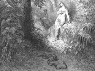 В поэме об Адаме и Еве обнаружили секретный текст о Сатане