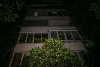 Ночью в Киеве произошел смертельный пожар: погиб мужчина