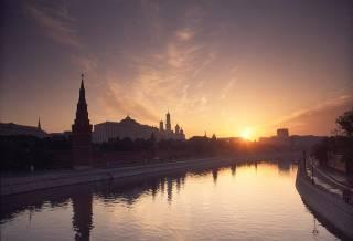 Два пьяных мужика попытались переплыть Москву-реку