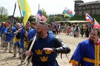 Чемпионат Европы по средневековому бою пройдет под Киевом