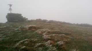 В Украине выпaл первый снег