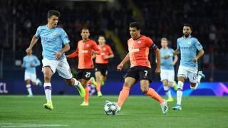 Лига чемпионов: «Шахтер» в Харькове без шансов проиграл «Манчестер Сити»